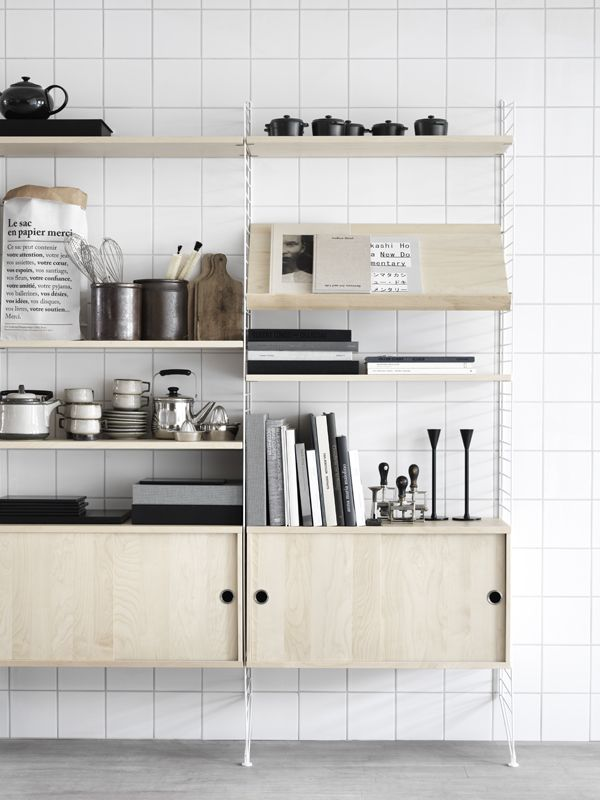 string system kitchen 1