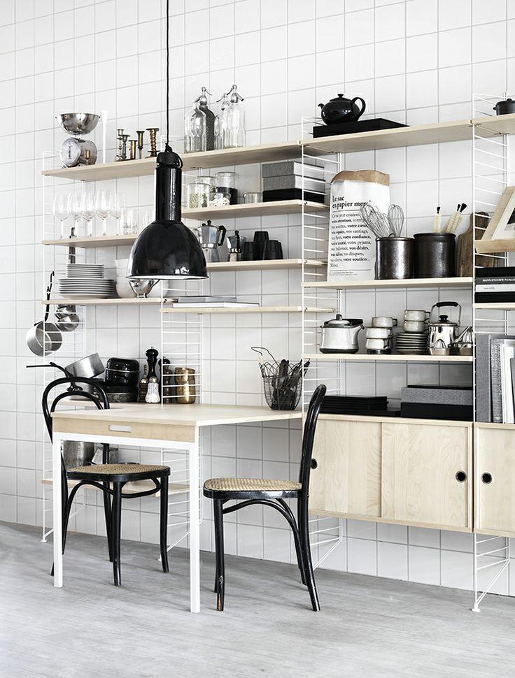 string system kitchen 2