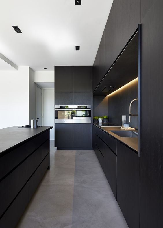 minimalism kitchen